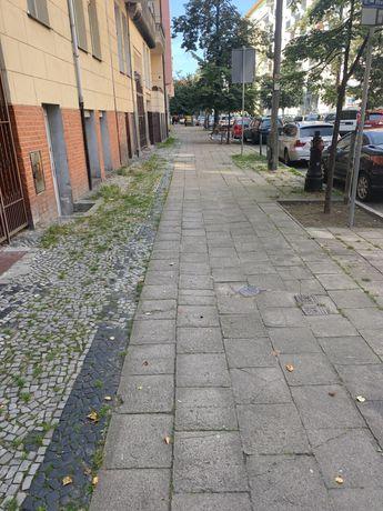 Plyty chodnikowe 35x35 gr 5 cm z rozbiorki szare ok 600m2