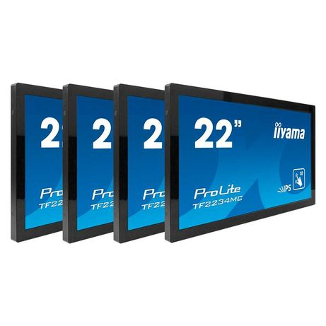 ОПТ (Цена от 10шт) Сенсорный Монитор Iiyama TF2234MC-B1X IPS Full HD