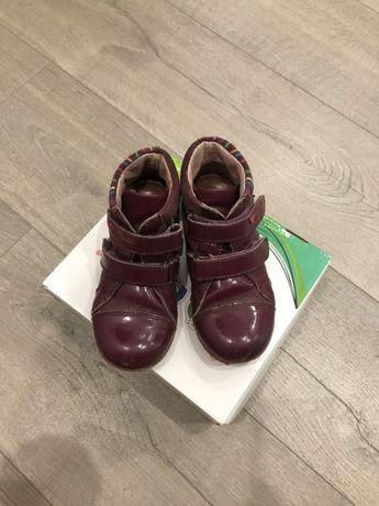 Ботинки  сапожки кожа Испания оригигал