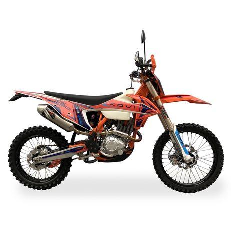 Кроссовый мотоцикл Kovi Lite KT 250 2020| Гарантія, сервіс, доставка