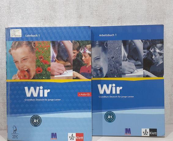 Wir 1 (підручники з німецької мови)