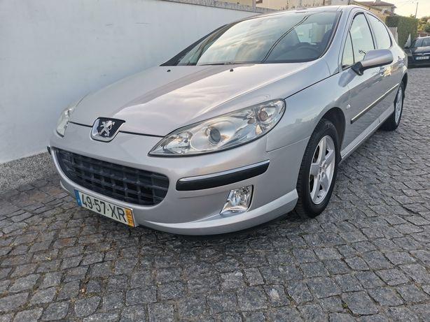 Peugeot 407 HDI 110cv