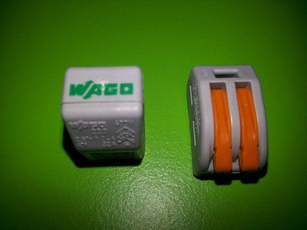 222-412 клемма соединительная Ваго (WAGO, Германия)