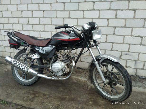 Jianshe 125 Cobra