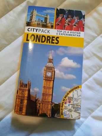 Livro Citypack LONDRES (turismo)