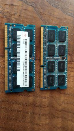 4GB DDR3 (2 + 2), marca hynix para computador portátil.
