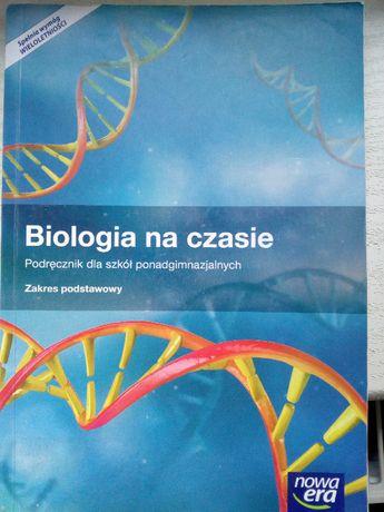 Biologia na czasie, zakres podstawowy