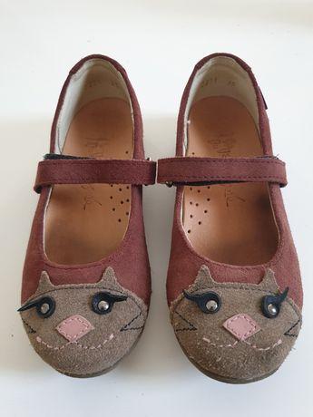 Balerinki /buciki Mrugała