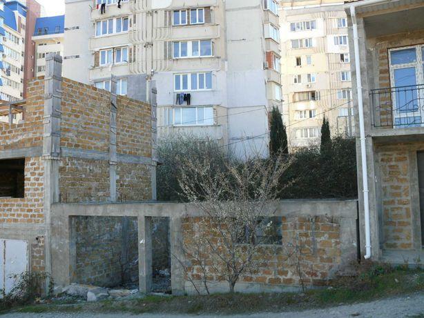 Дом-недострой в Алуште (Крым) или обмен