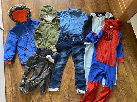 Пакет вещей для мальчика 4-6 лет 116-122 рост