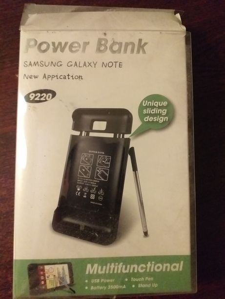 Power bank Samsung Galaxy Note