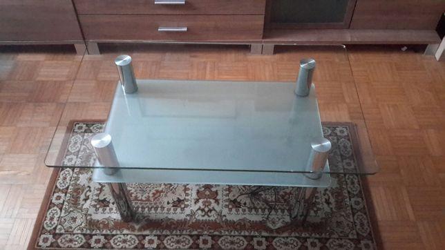Ława pokojowa szklana