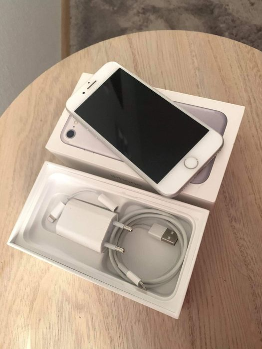 iPhone 7 stan bdb.+ Police - image 1