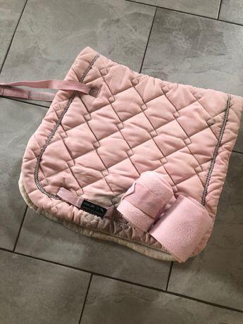 Komplet różowy pony hkm