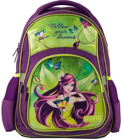Рюкзак школьный Kite ранец для девочек 1-5 кл портфель