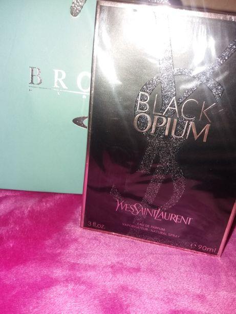 Yves Saint Laurent Black Opium Оригинал Блек Опиум духи парфюм женские