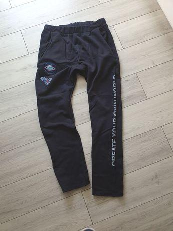 Spodnie adresowe ,jogerry Zara 164