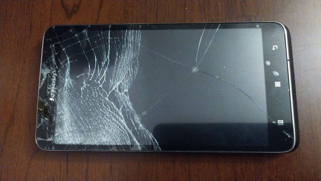Смартфон Lenovo A816 (Black)