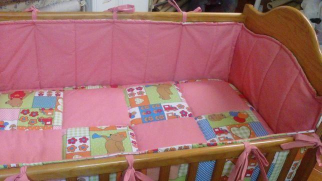 Resguardo Cama de bebé
