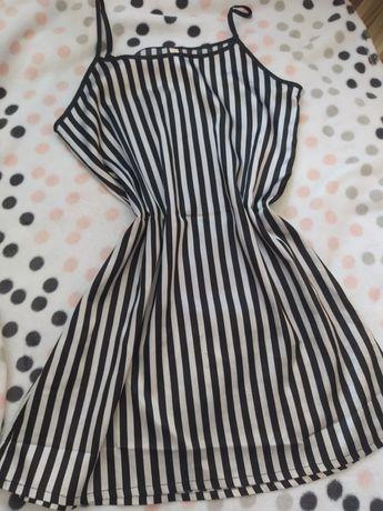 Piżama krótka sukienka koszula nocna shein