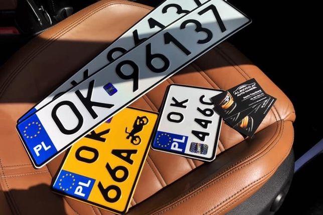 Rejestracja Pojazdów Krajowych/Zagranicznych * Tłumaczenie * Akcyza