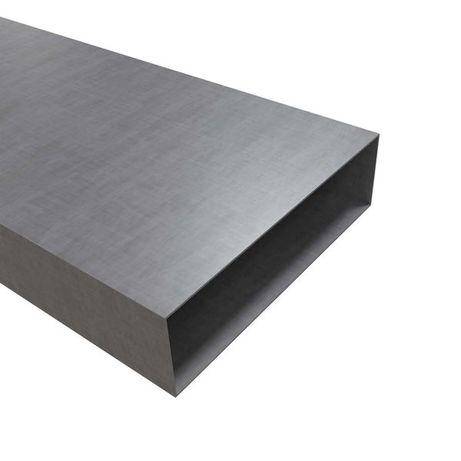 Profil aluminiowy 200x100x4,0X6000 (Ilość Detaliczna)