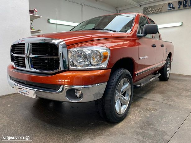 Dodge RAM 4.7 V8 Big-Horn Edition
