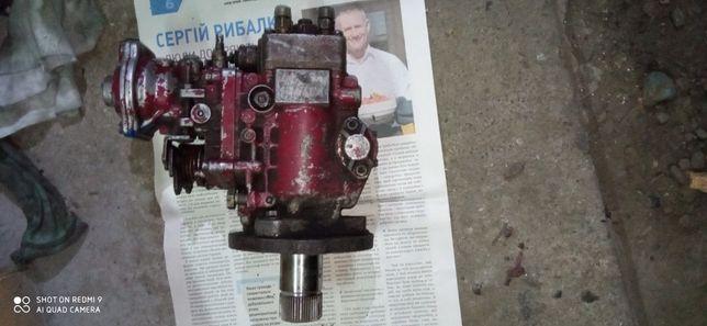 ТНВД бош в рабочем состоянии снят с двигателя (3,9)