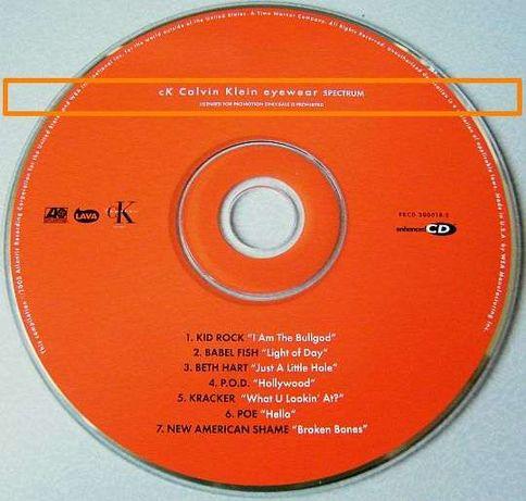 Calvin Klein Eyewear Spectrum (CD)