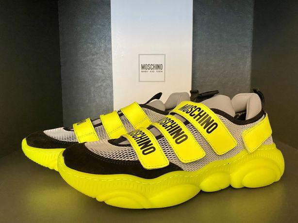 MOSCHINO оригинальные кроссовки в размерах