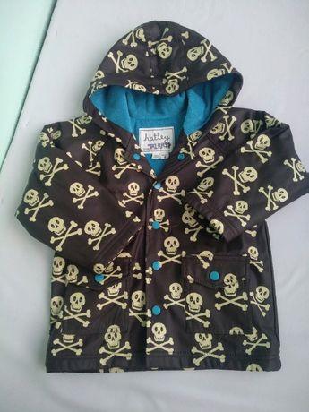 """Стильная куртка-ветровка-дождевик """"Hatley"""" р.98-104 мальчику 3-4г плащ"""