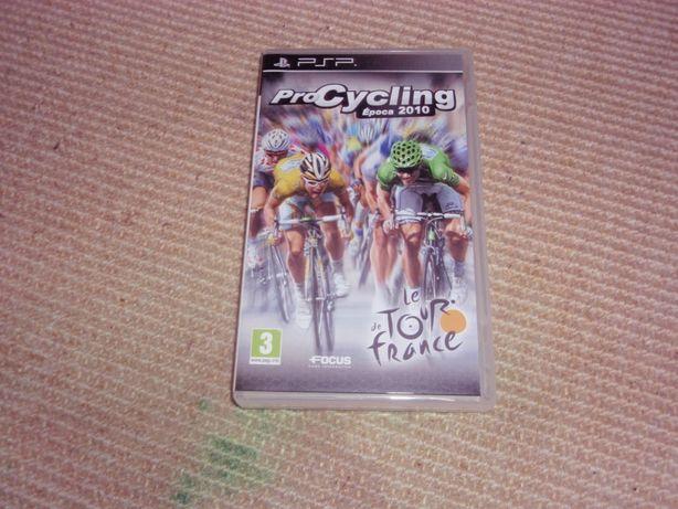 1 Jogo PSP de ciclismo
