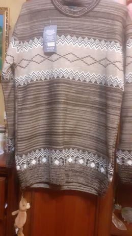 Мужской  свитер  размер ХХL