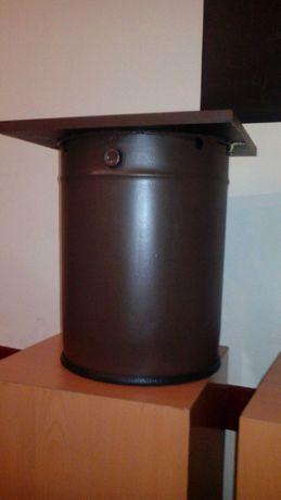 Banco/mesa castanho chocolate