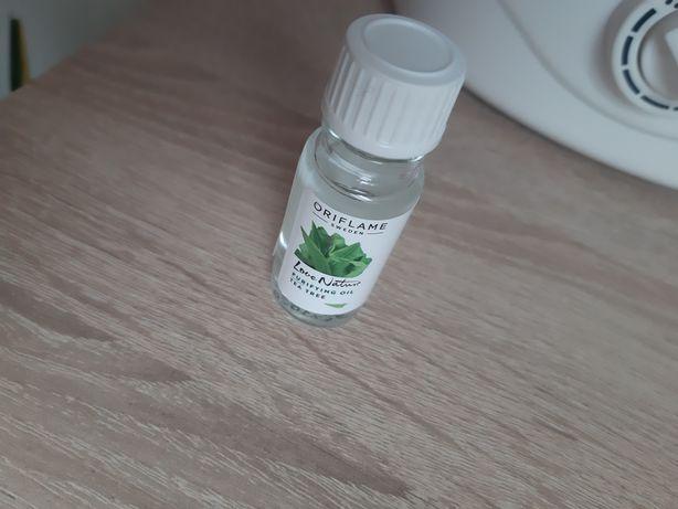 Olejek z drzewa herbacianego tea tree love nature Oriflame nowy 10 ml
