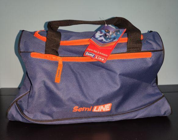 Nowa torba sportowa Semi Line