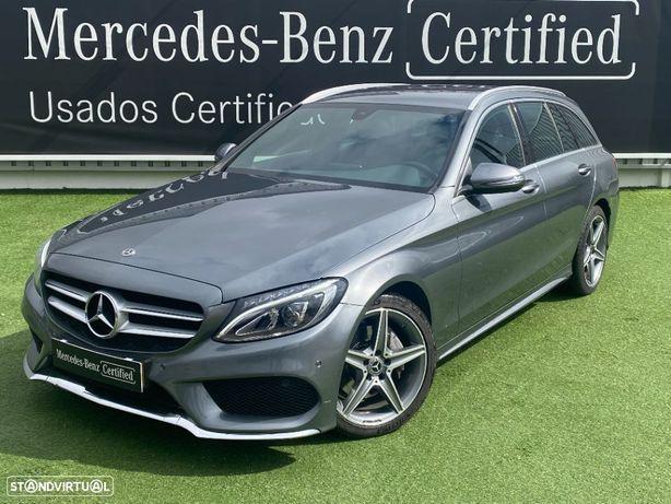 Mercedes-Benz C 200 d AMG Line Aut.
