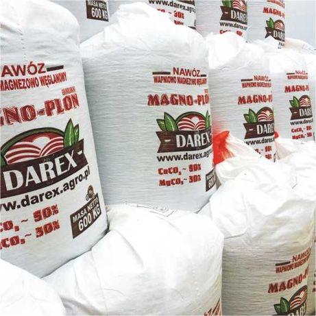 Wapno Granulowane kredowe magnezowe DAREX Nawóz dotacje/dopłaty