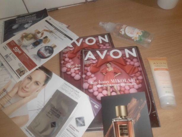 Kosmetyki Avon prubki katalog
