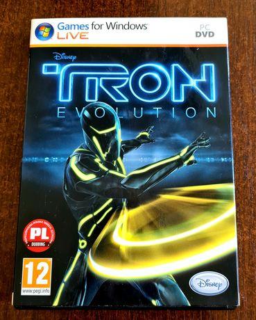 Tron Evolution gra komputerowa