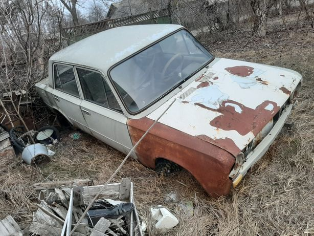 ВАЗ 2101 1974года выпуска