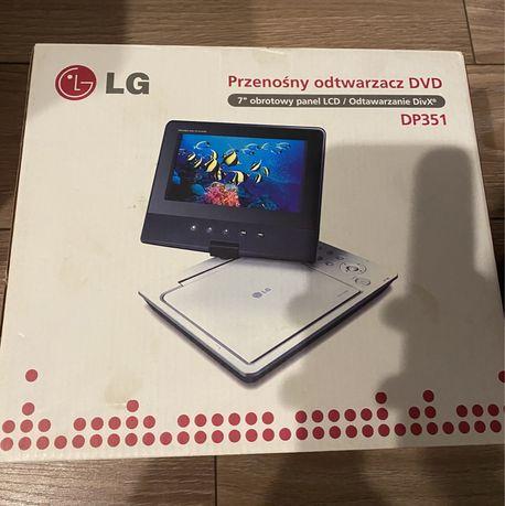 Dvd przenosne LG DP351