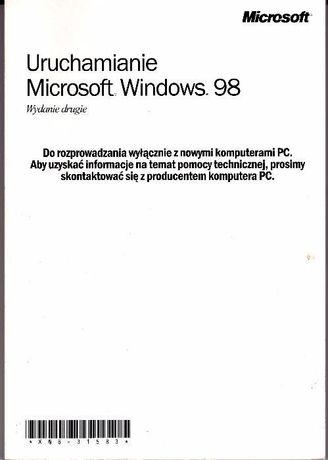 Instrukcja: Uruchamianie Win 98. Zabytek