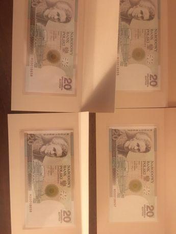 Banknoty kolekcjonerskie Maria