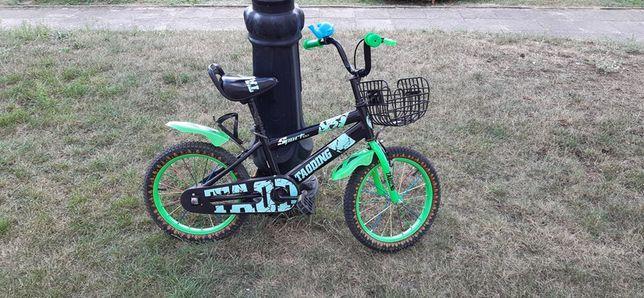 Rowerek dziecięcy - 16 cali plus gratis.