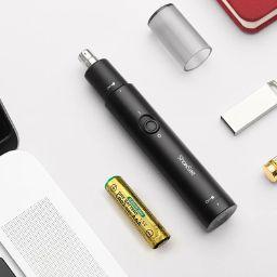 Триммер для носа Xiaomi ShowSee Nose Hair Trimmer C1-BK Black