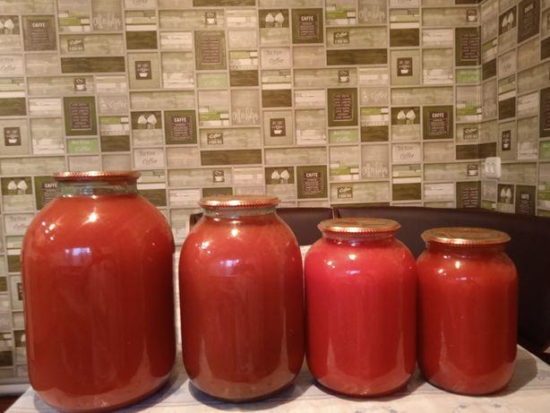 Томат, томатный сок