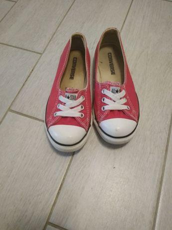 Для дівчаток кедики Converse