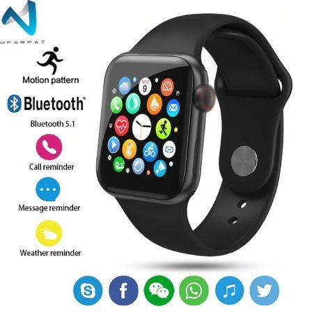 Смарт Часы Smart Watch W58,Умные Фитнес Часы, Спортивные Часы ЛУЧШАЯ Ц