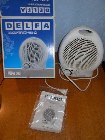 Тепло вентилятор(дуйчик) новый в упаковке